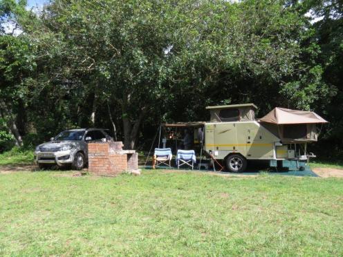 Sugarloaf campsite