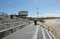 Grand Stands - holds 4000 people