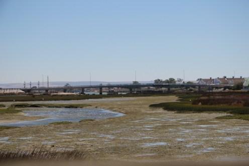 Velddrif at low tide