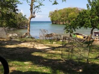 Fisherman's cove unspoilt