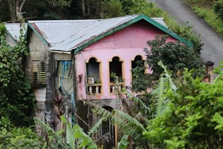 Hardwar Gap home on stilts