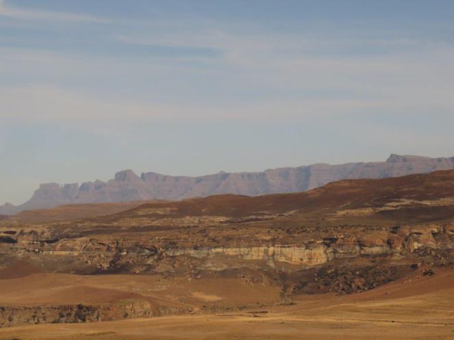 Drakensberg peaks