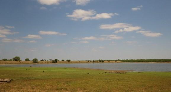 Stapelkop Dam