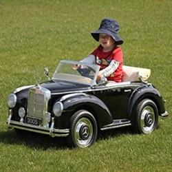 Un coche clásico para Reyes