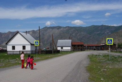 Kids in Inya