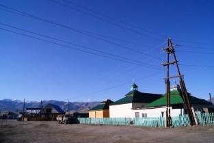 Mosque in Kosh-Agach