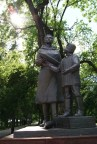 Russia and its war statues