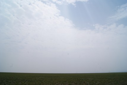 There was a lot of flatness.