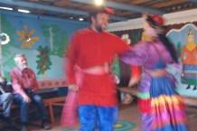 Random dancing. Thank you Svetlana.