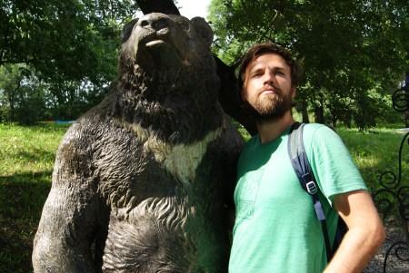Bear encounter - done.