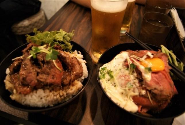We're nearing Japan's beef capital Kobe. Having an early start in Osaka.