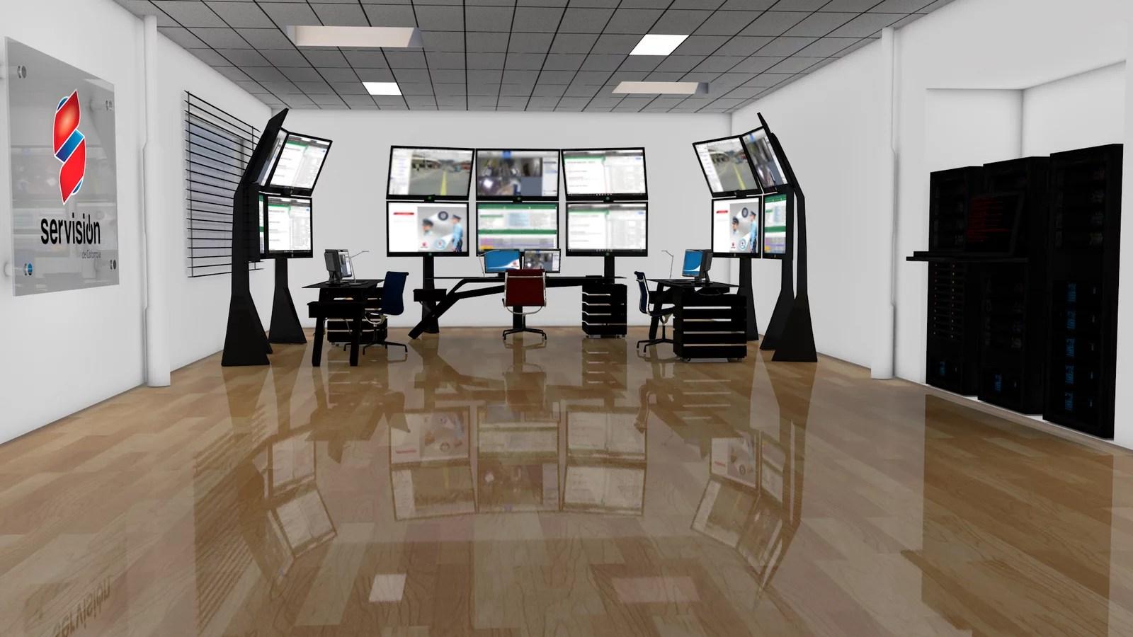 CentrodeMonitoreo1 - Centro de Monitoreo
