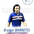 Edgar Barreto - Ingaggio: 1,2 milioni di euro - Scadenza contratto: 2018
