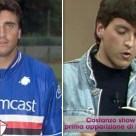 La somiglianza tra Stefano Casale e l'attore Ricky Memphis