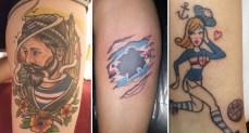 Tatuaggi Sampdoria