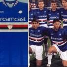 La console Dreamcast è stata lo sponsor della Sampdoria dal 1999 al 2001.