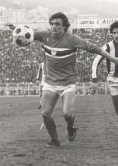 Roberto Bombardi (Genova, 27 agosto 1956) – Difensore cresciuto nella Samp, riesce a trovare spazio in prima squadra nella stagione 1977-1978 dopo la retrocessione dei genovesi in serie B. Resta in blucerchiato fino al 1978. Totale: 25 presenze, 1 gol