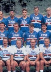 Michele Mignani (Genova, 30 aprile 1972) – Per il difensore genovese una sola presenza in blucerchiato ma che presenza! Magnani ha infatti esordito in Serie A il 13 gennaio 1991 nella partita Lecce-Sampdoria terminata col risultato di 1-0, vincendo quindi lo storico scudetto della Samp. Totale: 1 presenza, 0 gol