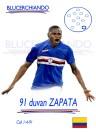 Duvan Zapata - Ingaggio 1,3 - Scadenza contratto 2022