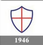 Il logo della Sampdoria del 1946