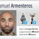 8°classificato) Armenteros
