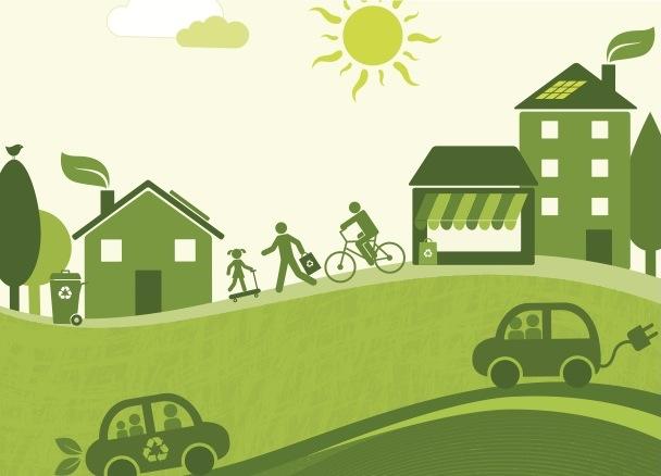 Ilustrasi Kesehatan Lingkungan