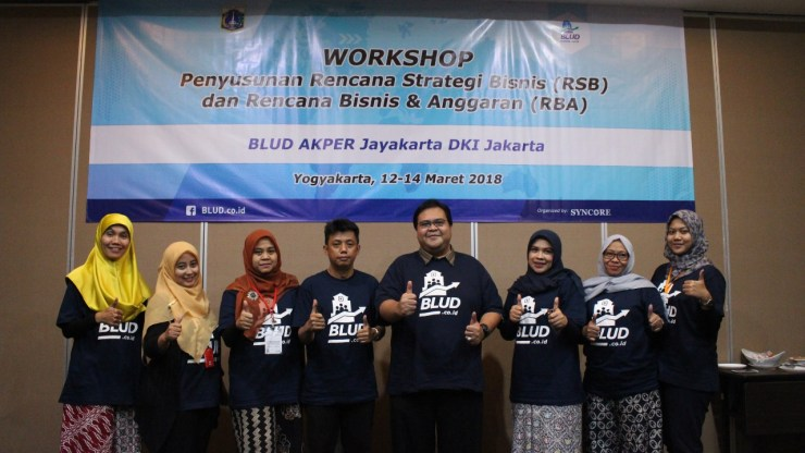 Workshop Akper Jayakarta