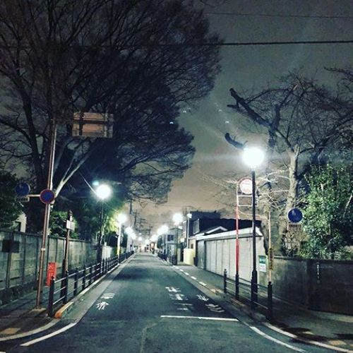 【Instagram】夜だから撮れる景色#身近な景色 #身近な風景 #スマホ写真ラボ #スマホで撮影 #スマホ撮影