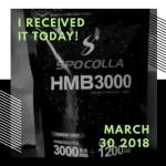 スポコラHMB3000の利用レポート