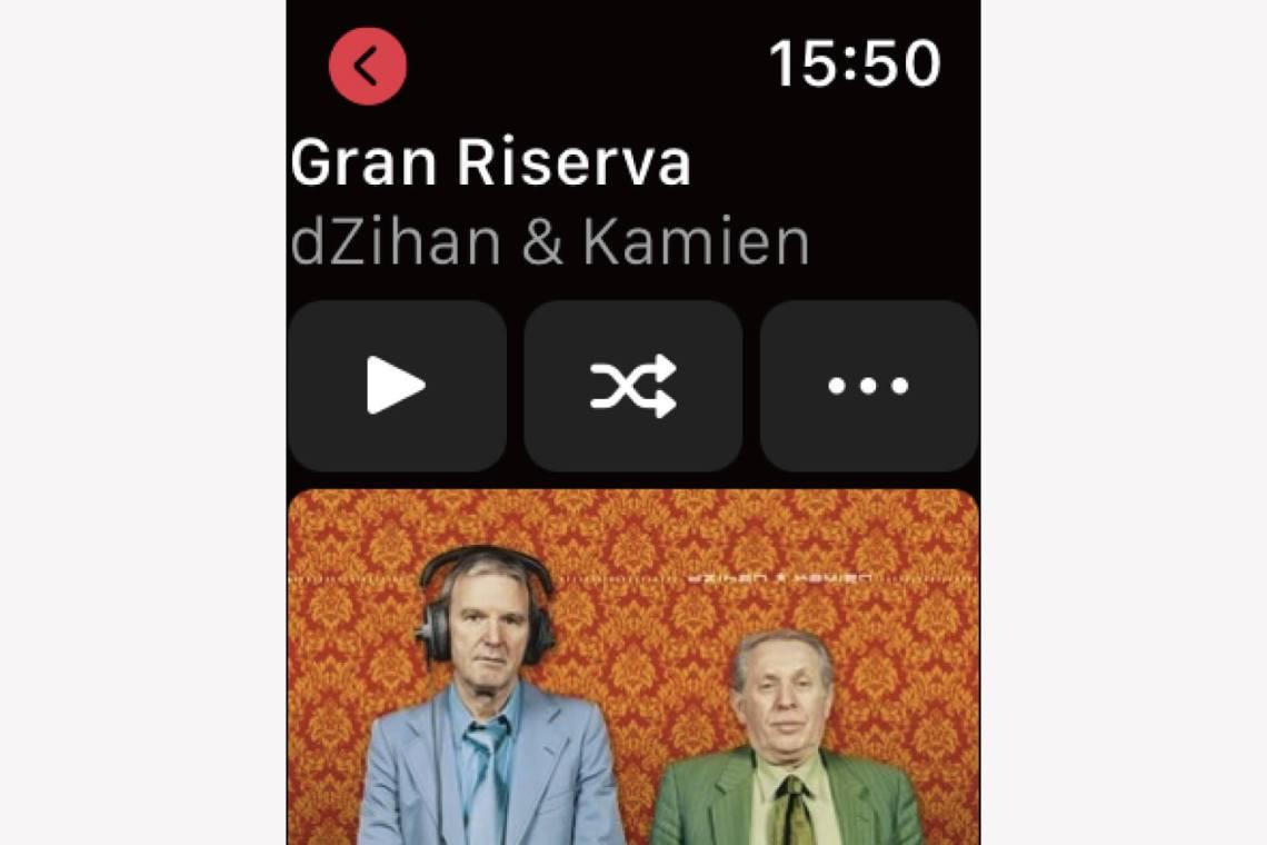 Apple WatchでApple Musicを聴く