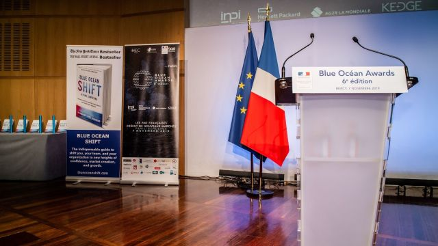 Initiation Blue Ocean Strategy : Principes & Exemples Blue Ocean Awards 2019
