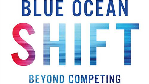 Séminaire Blue Ocean Strategy for Entrepreneurs (payant)
