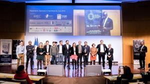 Résultats des Blue Ocean Awards éditions Nationale & Nouvelle-Aquitaine, le 7 novembre 2019, sur la Ville de demain