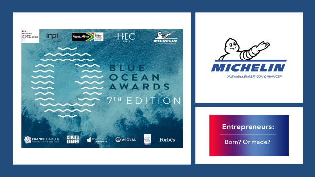 Echange Candidats des 7th BOA + Initiation Blue Ocean for Entrepreneurs