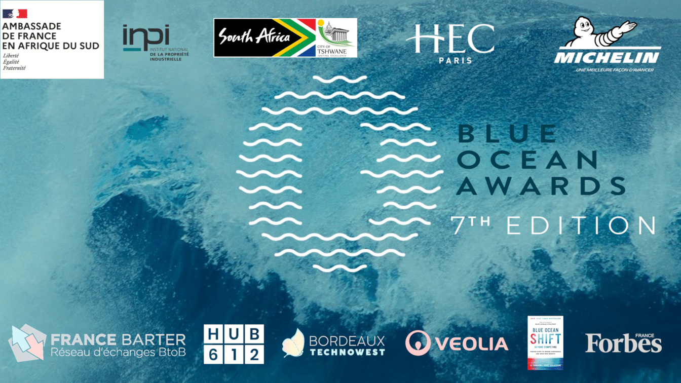 1st international edition of the Blue Ocean Awards will take place in South Africa on the 11th of May 2021.
