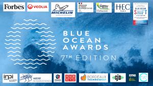 15 entreprises qui façonnent aujourd'hui le monde de demain, vainqueurs 7ème édition des Blue Ocean Awards