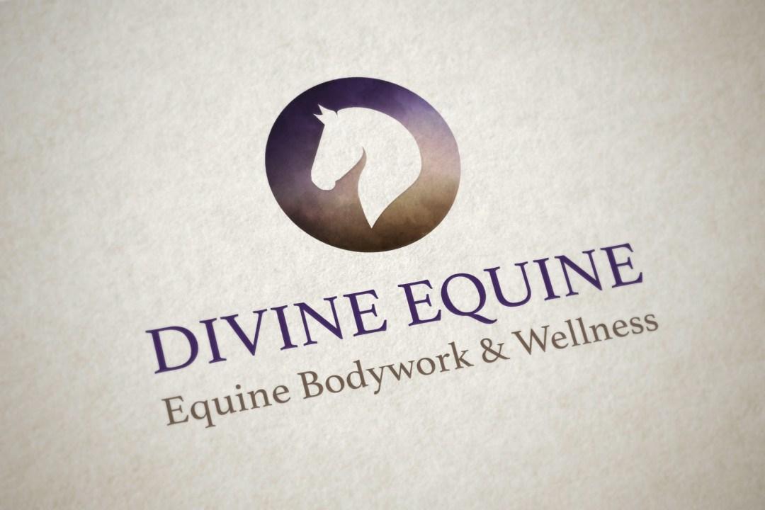 Divine Equine - Logo Design