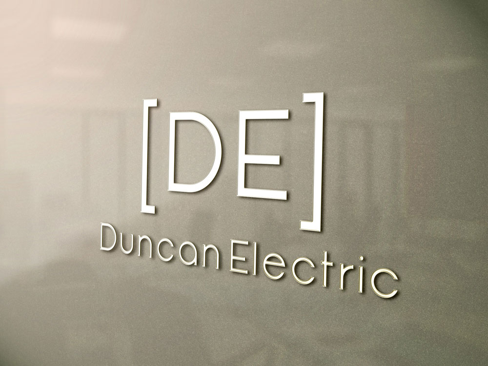 Duncan Electric - Logo Design