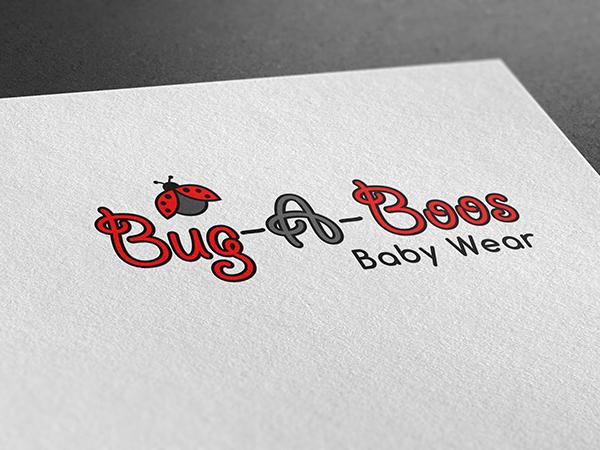 Bug-A-Boos - Logo Design