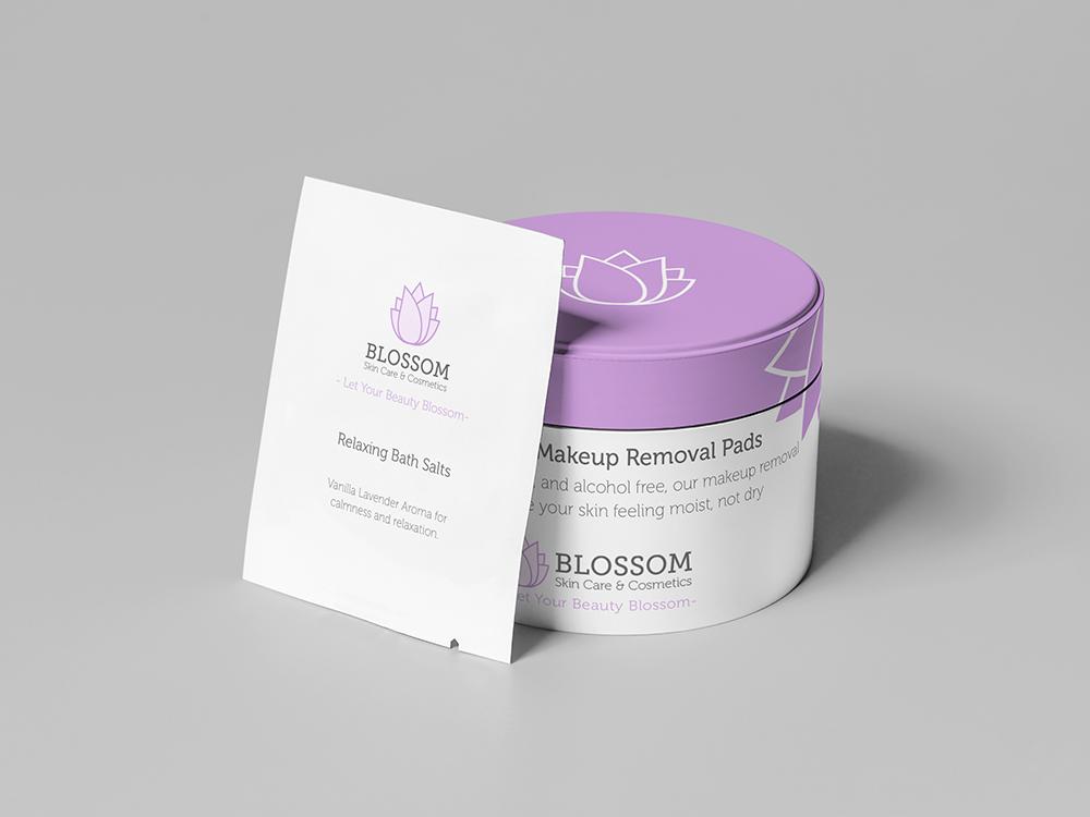 Blossom Package Design