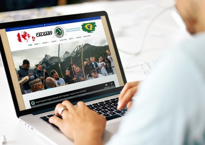 Capoeira Ache Brasil Calgary Website