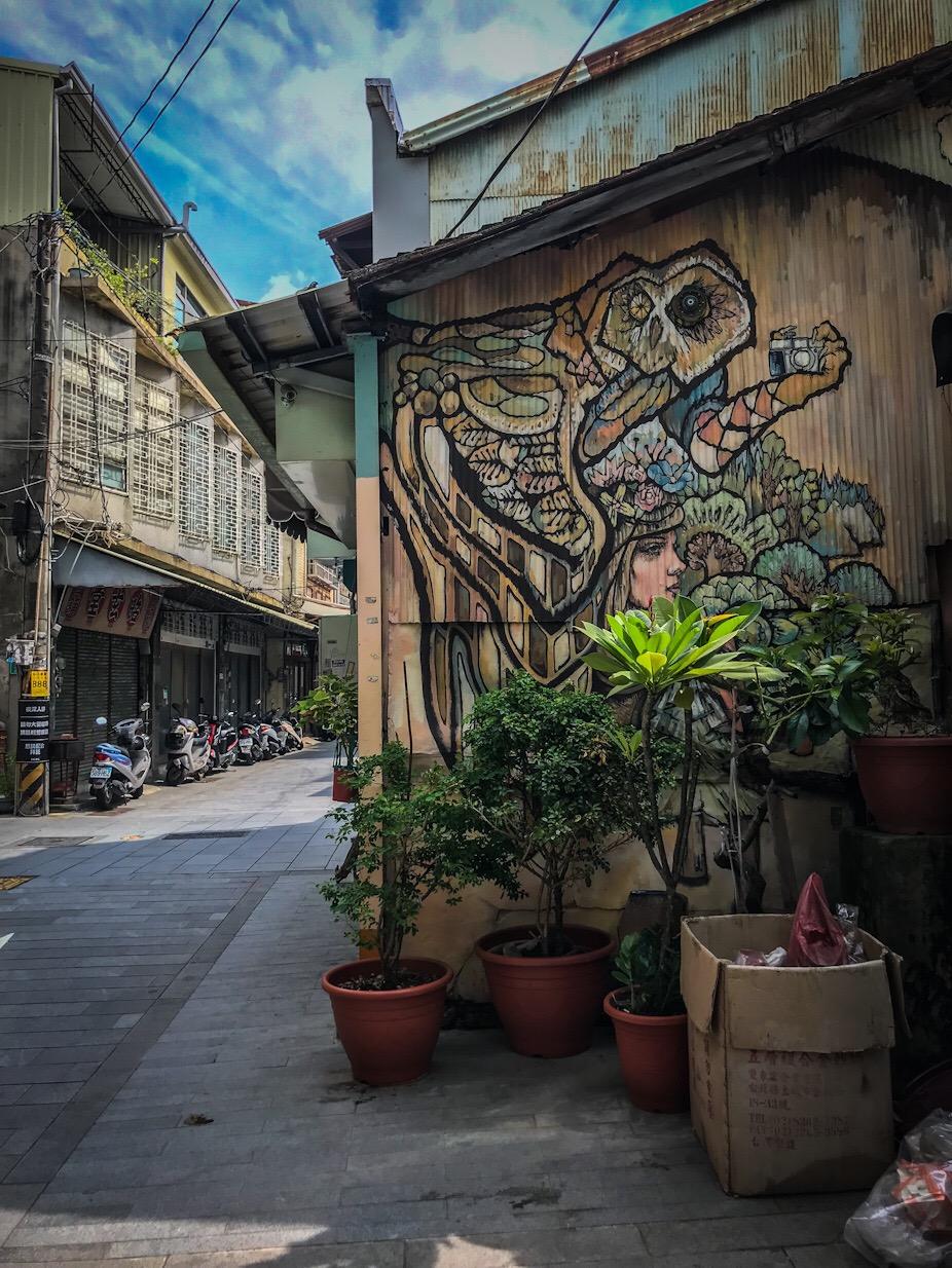 Graffiti Taiwan