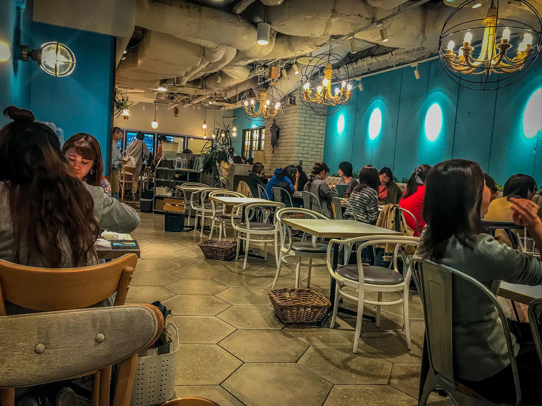 vegan cafe tokyo