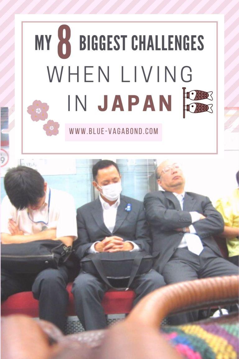living in Japan pinterest pin