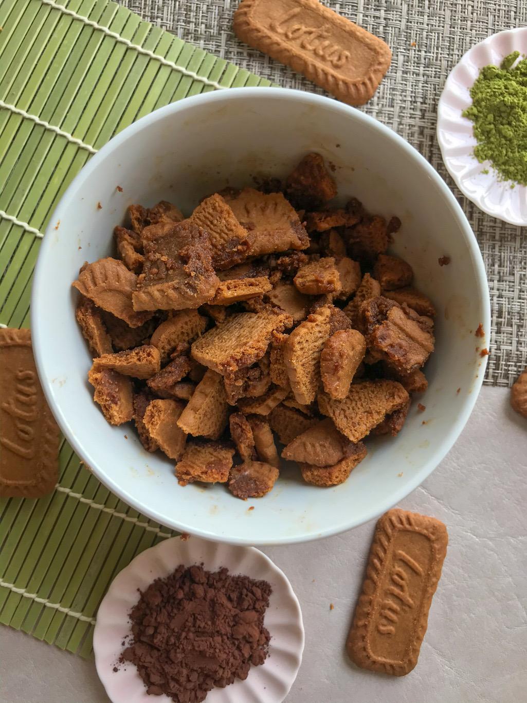 tiramisu making