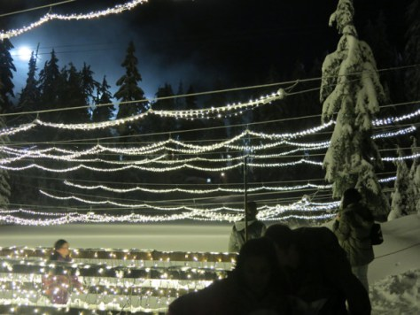 Peak of Christmas at Grouse Mtn 038