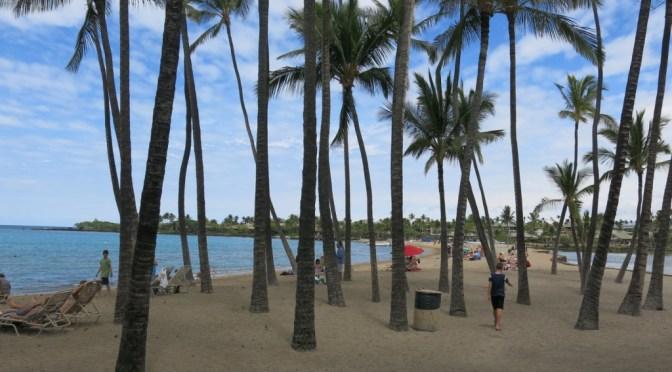 ヒロとワイコロアビレッジに泊まるハワイ島旅行記 その1 プランニング