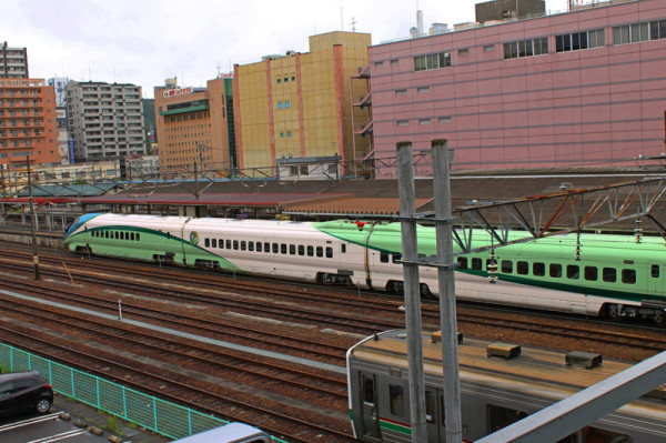 E3 sereies Toreiyu train set (C) James Chuang
