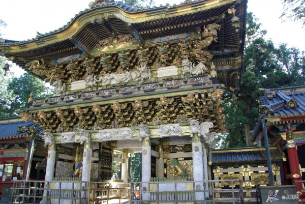 Toshogu is the highlight in Nikko. (C) Yasufumi Nishi /  JNTO