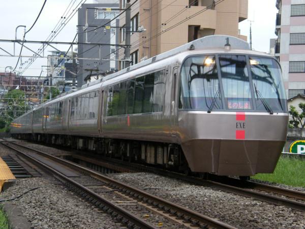 Odakyu Railway Romancecar